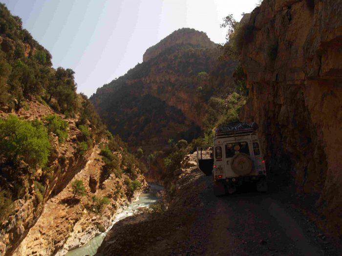 ROAD TRIP CIRCUIT ET 4X4 AU MAROC AVEC SESAM