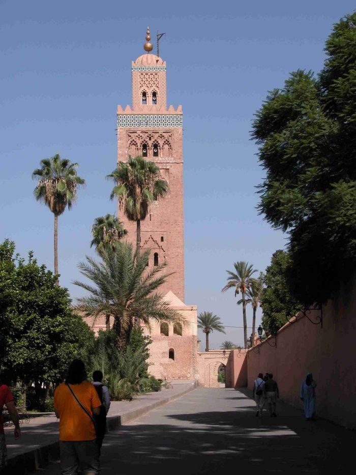 ROAD TRIP CIRCUIT ET 4X4 AU MAROC AVEC SESAM, villes impériales autrement, Koutoubia, Marrakech
