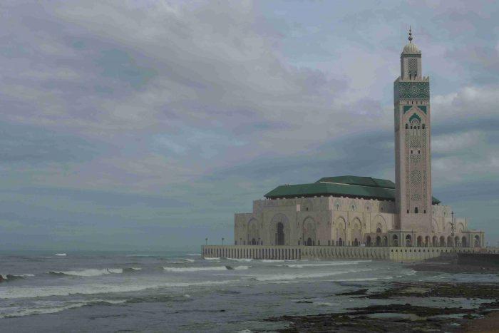 ROAD TRIP CIRCUIT ET 4X4 AU MAROC AVEC SESAM, villes impériales autrement, Mosquée Hassan II, Casablanca