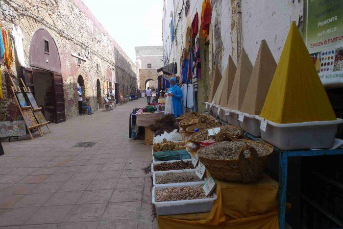 EXCURSION AU MAROC AVEC SESAM Essaouira, villes impériales autrement